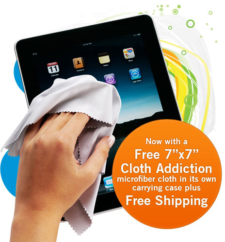 Cloth Addiction Microfiber Cloth