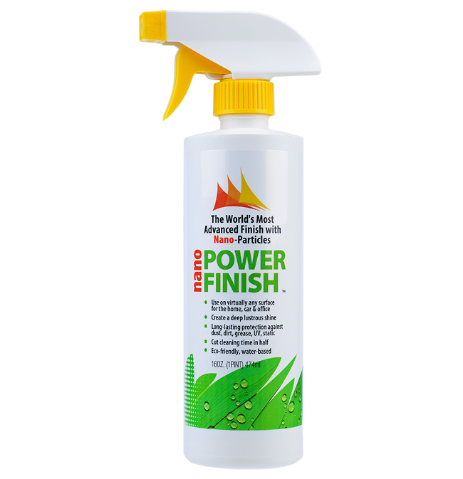 Nano Power Finish